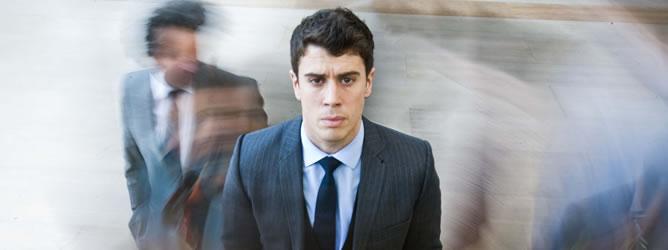 Imagen promocional de 'Black Mirror', que se estrena en España el 30 de abril