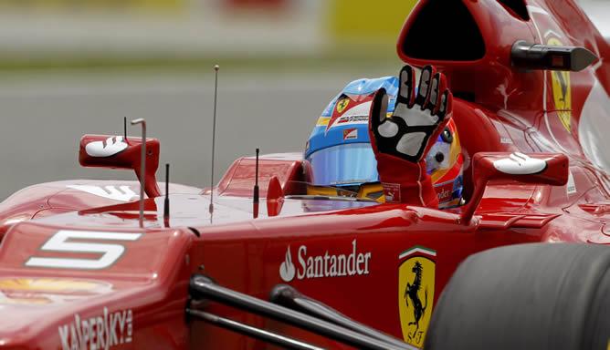 Montmeló, el escenario de las pruebas de la F1