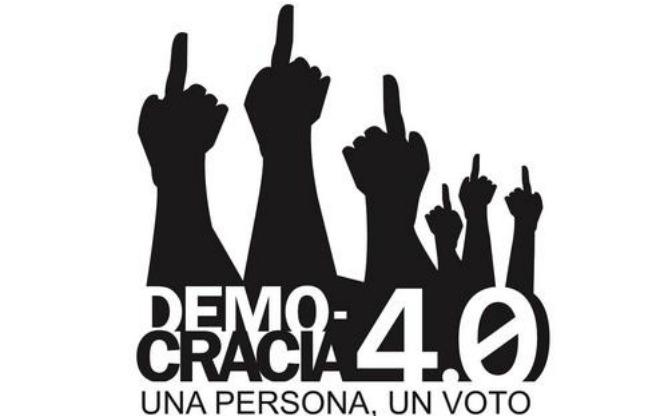 ¿Qué es la 'Democracia 4.0'?
