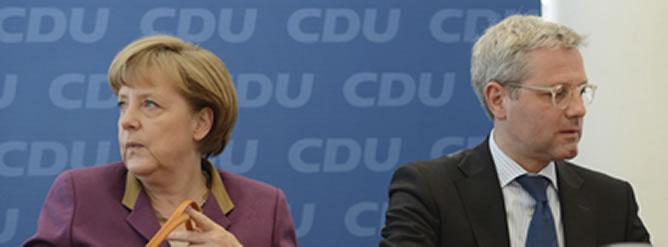 Merkel destituye al ministro de Medio Ambiente tras el batacazo electoral