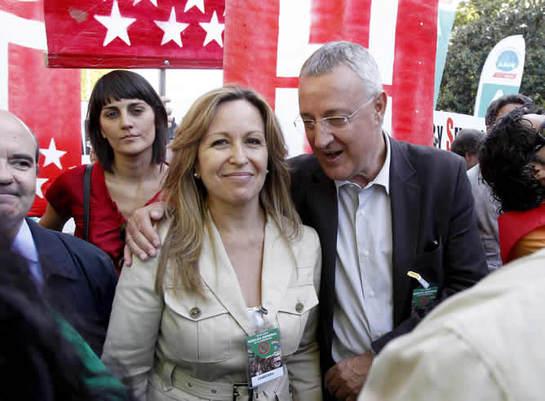 FOTOGALERIA: Protestas en Madrid