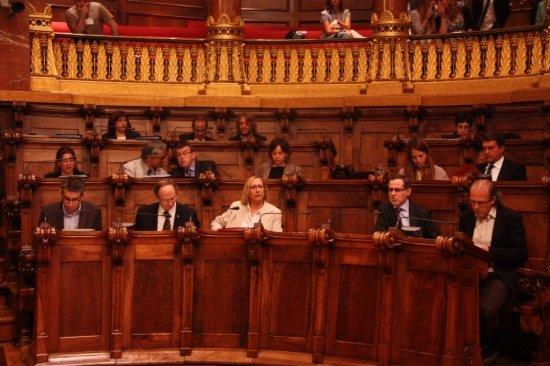 CiU i PSC pacten un pla per a l'educació a la ciutat de Barcelona