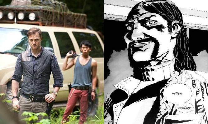"""El actor David Morrisey interpretará al """"Gobernador"""", la antítesis del protagonista Rick Grimes"""