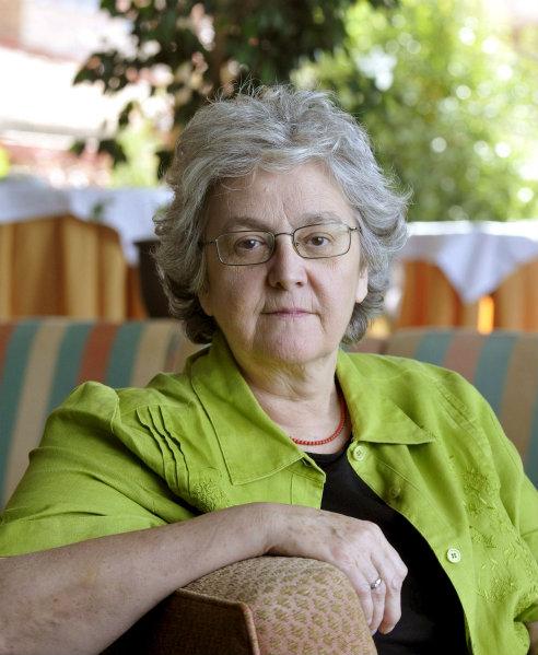 La periodista de 'El País' Soledad Gallego Díaz