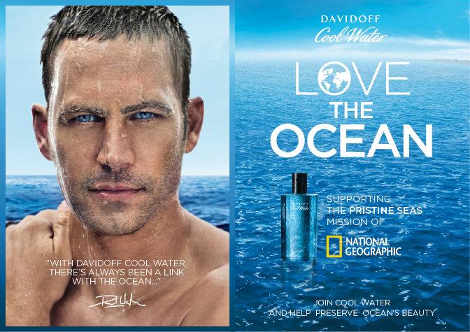 Fotografía promocional de la iniciativa 'Love the Ocean'