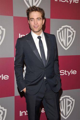 Robert Pattinson, actor y también 'it boy'