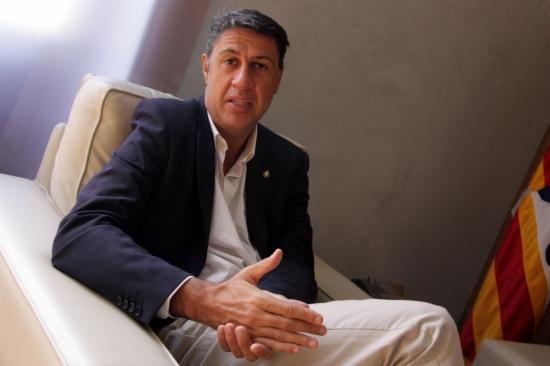 L'alcalde de Badalona, Xavier García Albiol