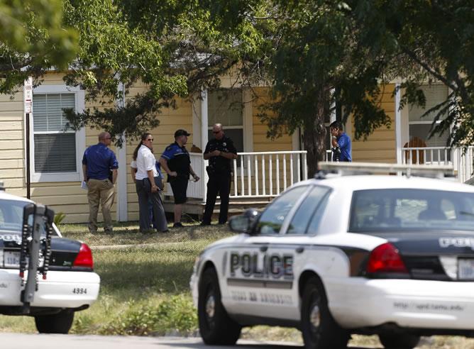 Tres muertos en un tiroteo que ha tenido lugar junto a una universidad de Texas