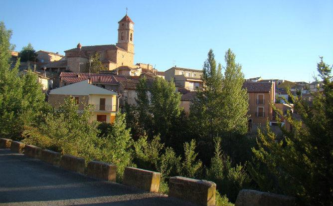 Villastar es un pueblo de Teruel en el que viven unos 500 habitantes durante todo el año. Cuando llega el verano, la localidad se llena de vida