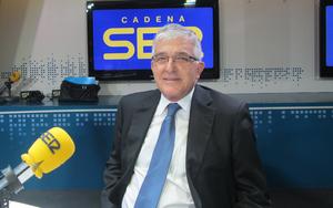 Gonzalo Moliner ha concedido a la Cadena SER la primera entrevista desde que fue nombrado presidente del Supremo y del Poder Judicial