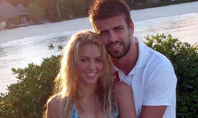 Shakira y Piqué confirman que esperan su primer hijo