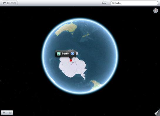 FOTOGALERIA: Apple y sus mapas decepcionan