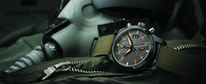 IWC Pilot Watch Chronograph TOP GUN Miramar.