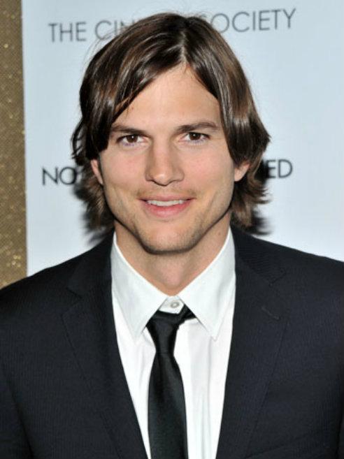 Ashton Kutcher, actor protagonista de 'Dos hombres y medio' y mejor pagado de la televisión