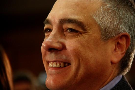 El primer secretari del PSC, Pere Navarro