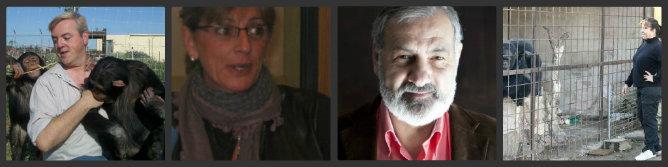 Pedro Pozas, Teresa Abelló, José María Bermúdez de Castro y Judith Gil