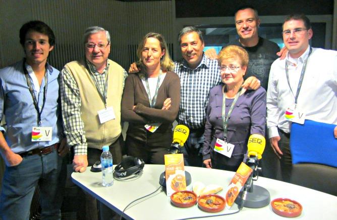 Un 39 a vivir madrid 39 de traje radio madrid cadena ser - Casa perico madrid ...