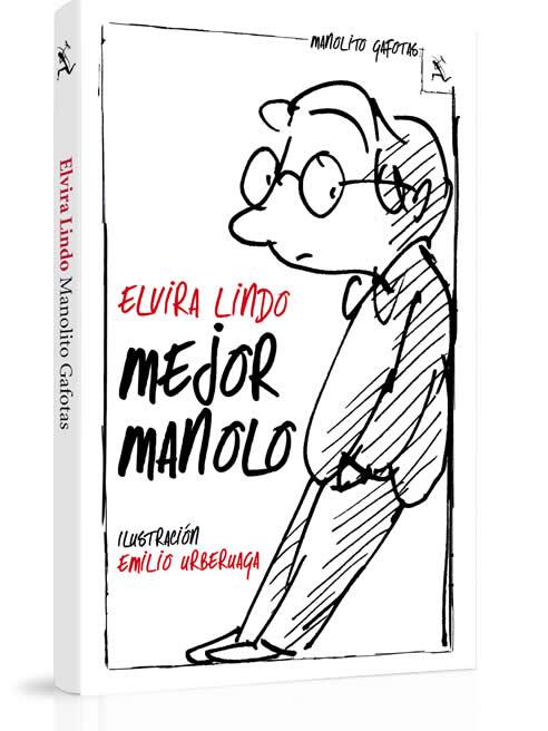 Elvira Lindo acaba de publicar en Seix Barral 'Mejor Manolo'