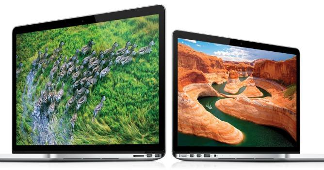 """MacBook Pro 13"""" con pantalla de retina"""