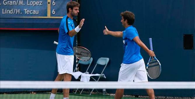 Granollers y López pasan a la final de la Copa de Maestros