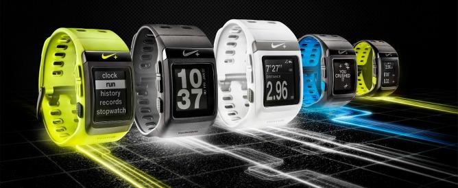 Los Nike Sportwatch incorporan seguimiento GPS