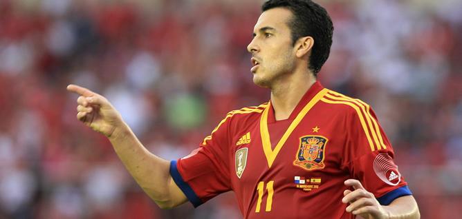 España se toma en serio el amistoso y golea a Panamá
