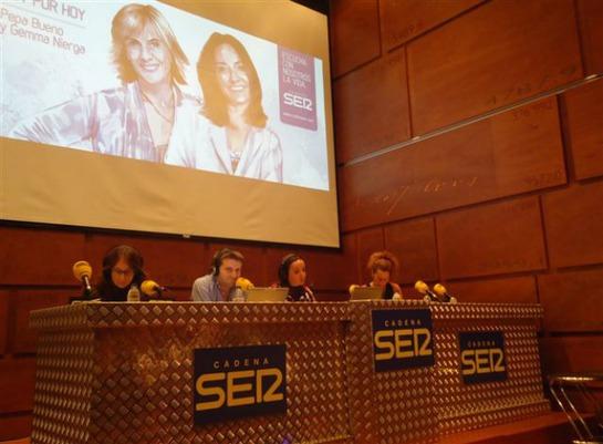 FOTOGALERIA: 'Hoy por Hoy', desde la Cumbre Iberoamericana en Cádiz