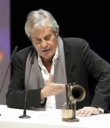 Fotografía de archivo del 4 de marzo de 2010 del compositor Juan Carlos Calderón