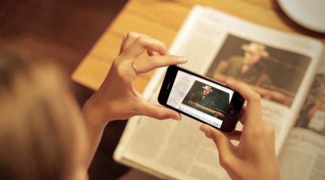 Playar es una aplicación que sirve para ofrecer contenidos extra como imágenes en 3D