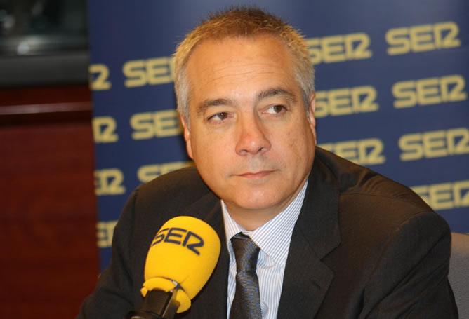 Pere Navarro, en la SER