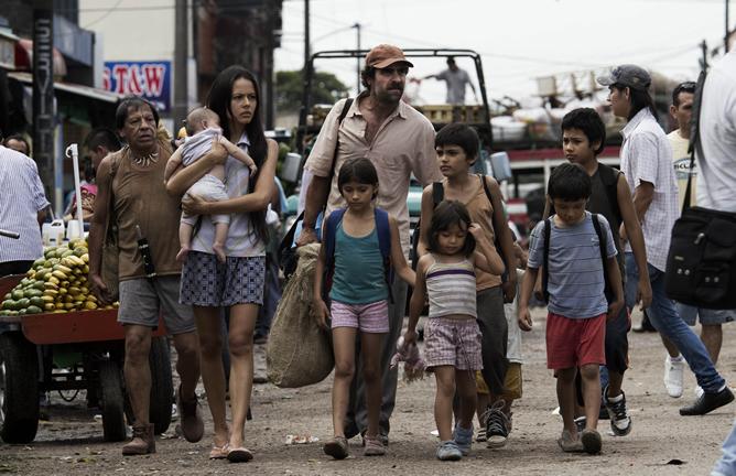 Luis Tosar, en una imagen de 'Operación E'