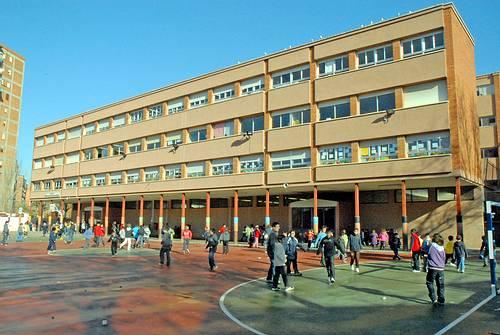 L'escola Ferran de Sagarra de Santa Coloma de Gramanet