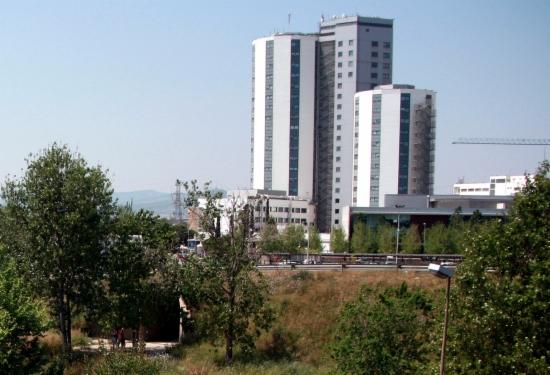 Un imatge de l'Hospital de Bellvitge