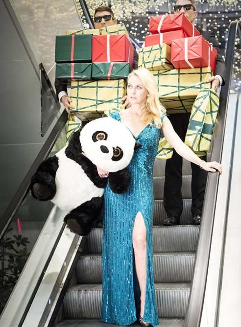Naomi Watts, estrella del spot navideño de El Corte Inglés