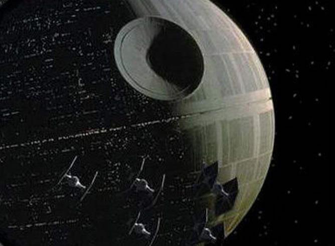 Miles de estadounidenses piden a Obama la construcción de la Estrella de la Muerte