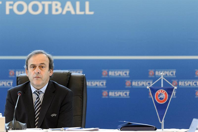 Michel Platini asegura que el TAS obliga a la UEFA a admitir a Gibraltar