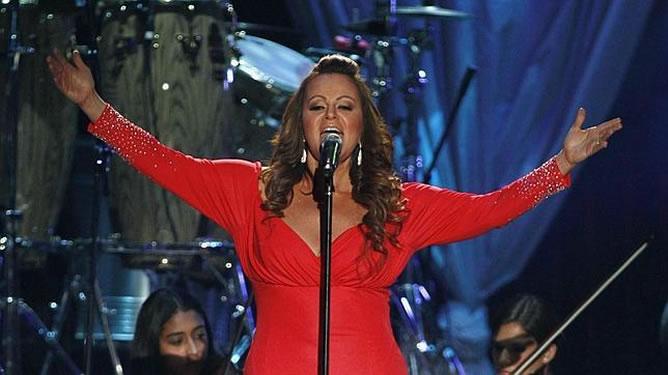 Jenni Rivera en los pasados premios Billboards
