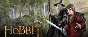Imagen de una de las aplicaciones para móvil de 'El Hobbit'