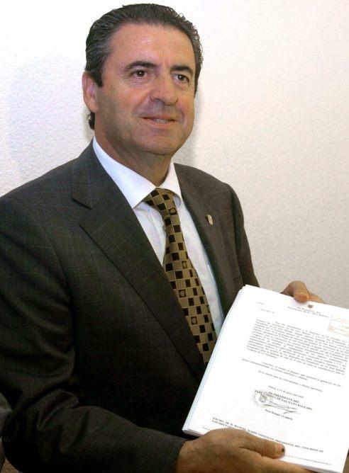 El presidente del Parlament balear, Pere Rotger, ha anunciado que presenta su dimisión,