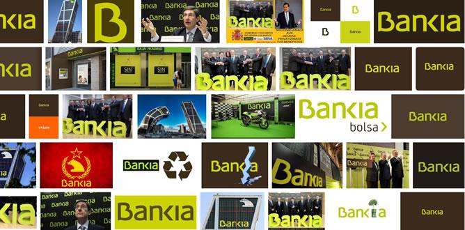 'Bankia' es una de las palabras más rastreados y que han tenido un mayor crecimiento durante el año