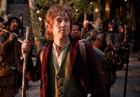 FOTOGALERIA: Martin Freeman como Bilbo Bolson