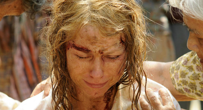 Naomi Watts en 'Lo imposible'