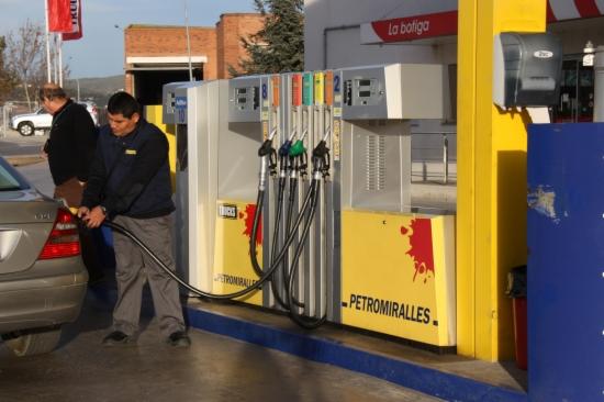 La caiguda del preu de les gasolines ha estat determinant en la rebaixa de l'IPC