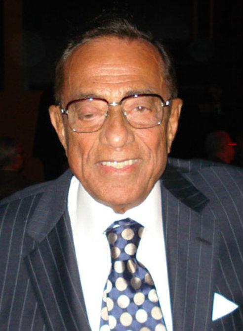 Hussein Salem, empresario vinculado al expresidente egipcio Hosni Mubarak y acusado de haber blanqueado dos mil millones de dólares