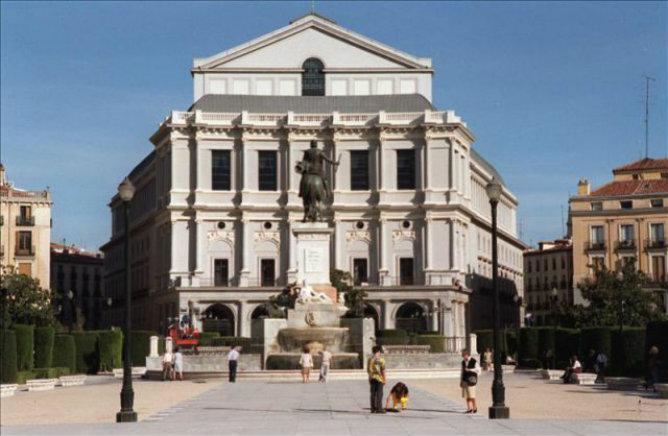 El Sorteo de Navidad se traslada al Teatro Real