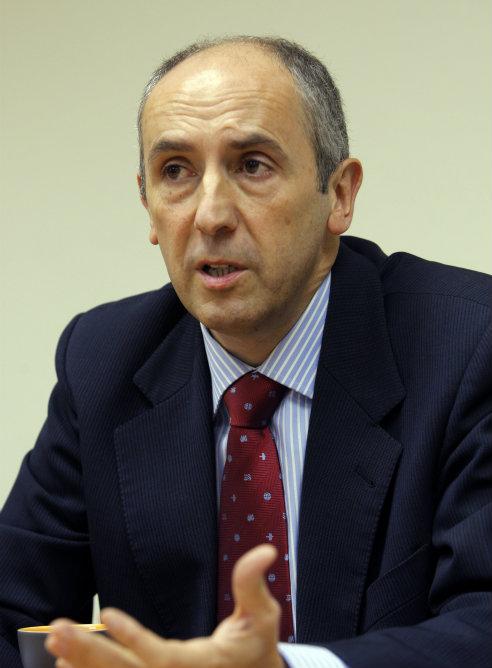 El diputado vasco Josu Erkoreka será el portavoz y consejero del nuevo Gobierno vasco