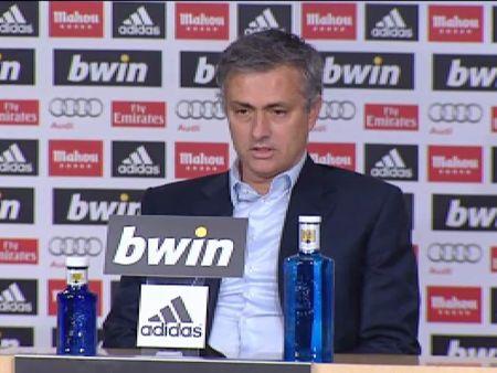"""Mourinho: """"Tenemos que mejorar en todos los aspectos del juego"""""""