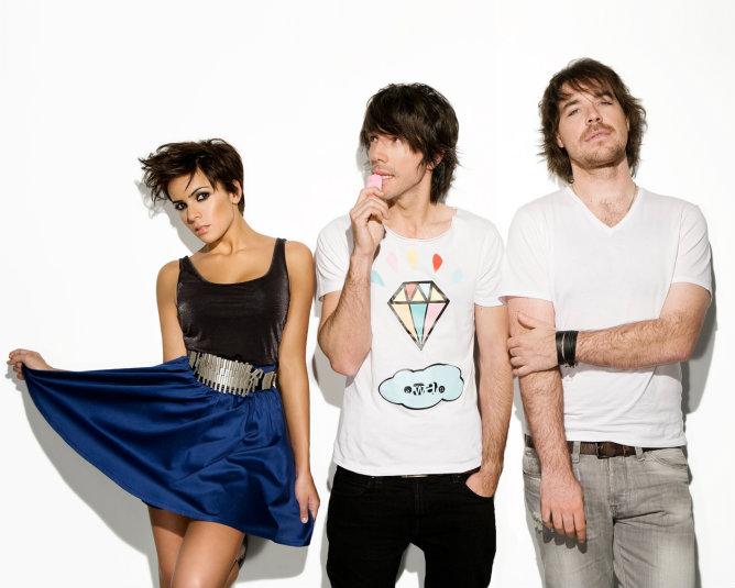 Imagen de archivo del grupo español El Sueño de Morfeo, representante de Eurovisión 2013