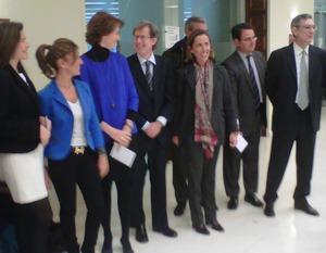 Los abogados madrileños eligen decano y Junta de Gobierno