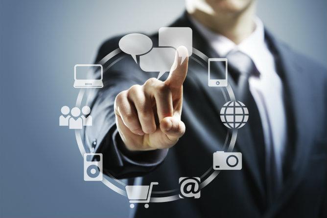 Los internatutas españoles y portugueses superan la media europea de utilización de redes sociales